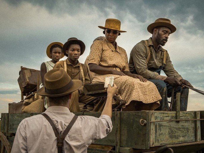 Pelicula Mudbound