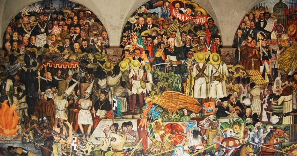 Muralismo Historia