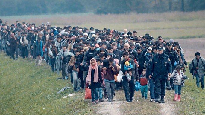 Marco para documentos fotográficos Nacido en Siria