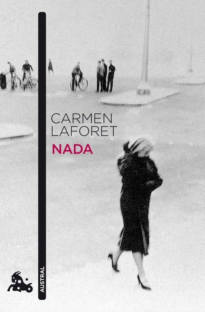 Portada del libro Nada de Carmen Laforet