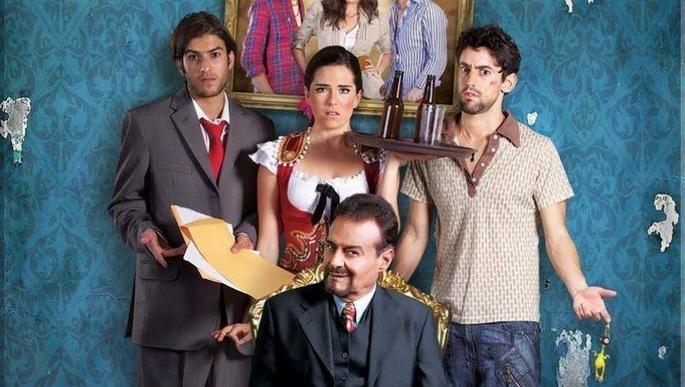 Fotograma de la película Nosotros, los Nobles