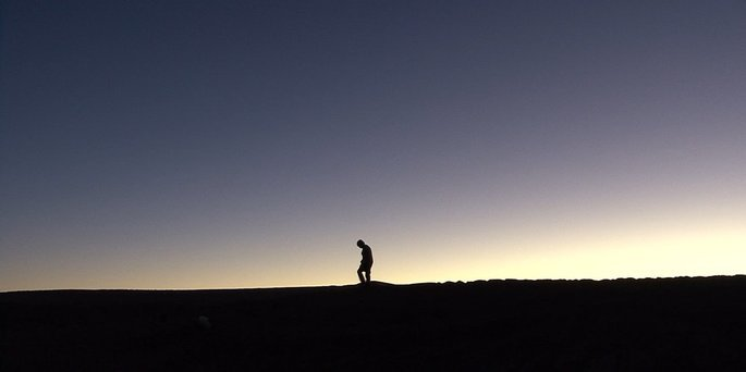 Fotograma del documental nostalgia de la luz