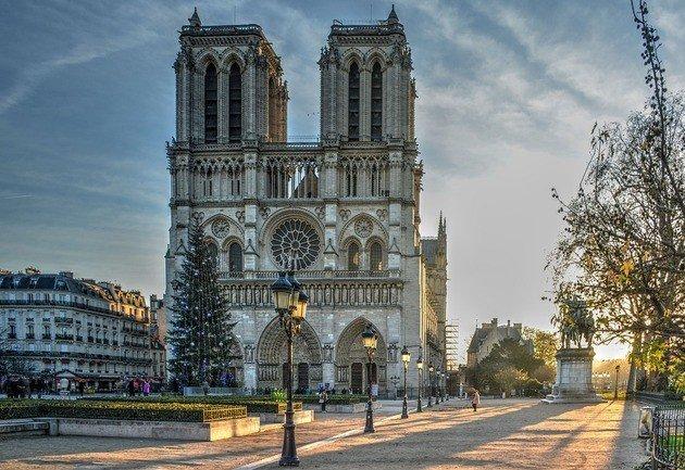 Catedral de Nuestra Señora de París (Notre Dame)