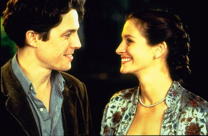 Fotograma de la película Notting Hill
