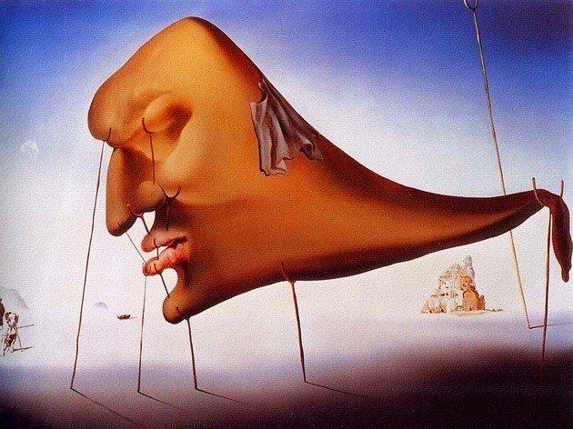 Salvador Dalí: 11 pinturas memorables del genio del surrealismo - Cultura  Genial