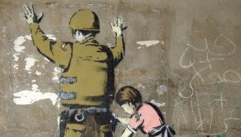 Conoce las 13 obras más fantásticas y polémicas de Banksy