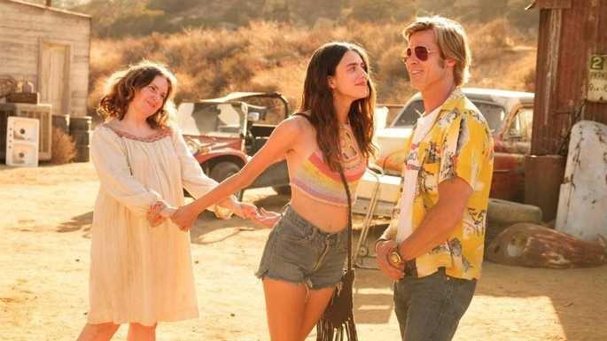 Imagen de la película Once Upon a Time in Hollywood