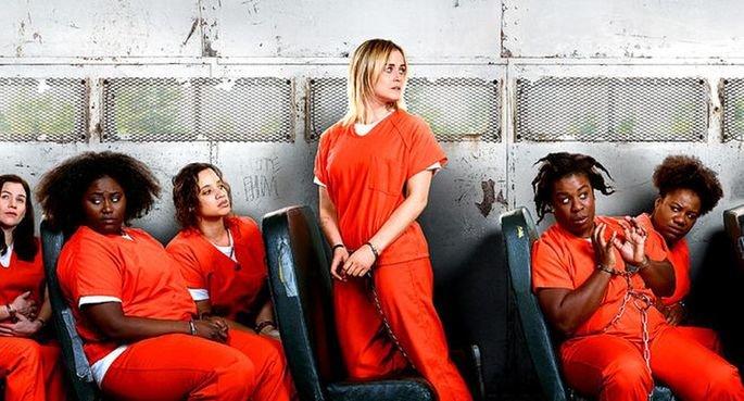 Fotograma de la serie Orange is The New Black