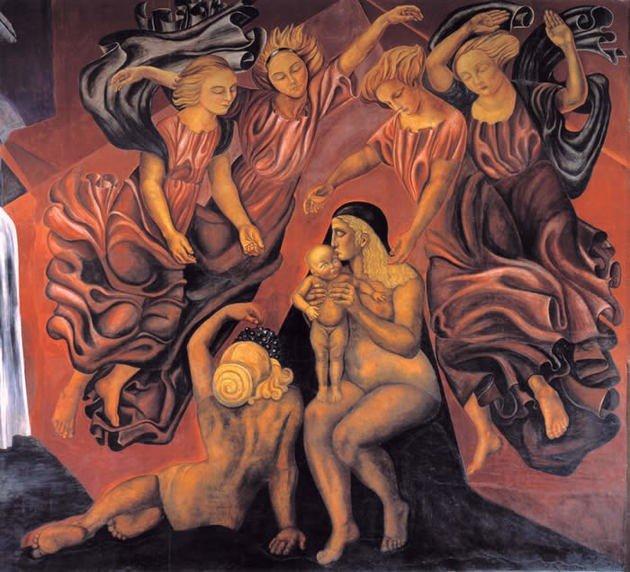 Orozco Maternidad