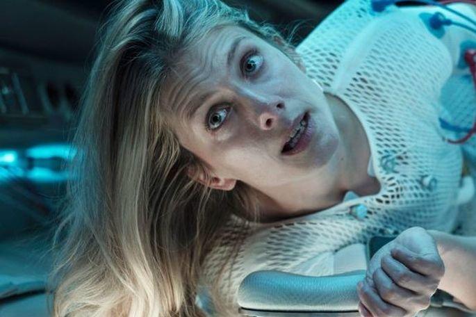 Fotograma de la película Oxígeno