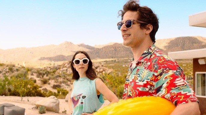 Fotograma de la película Palm Spring