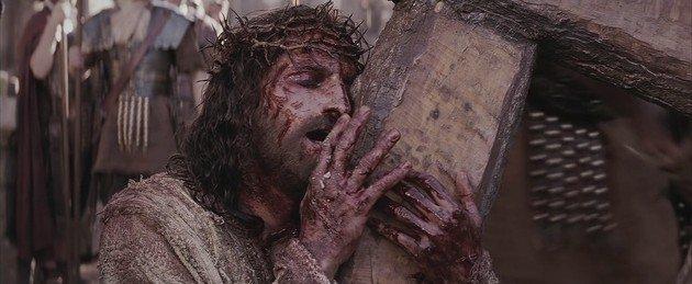 jesus abraza cruz