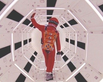 Película 2001: Odisea del espacio de Stanley Kubrick