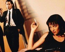 Película Pulp Fiction de Quentin Tarantino