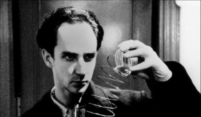 Fotograma de la película Pi