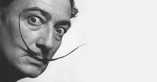Salvador Dalí 11 Pinturas Memorables Del Genio Del