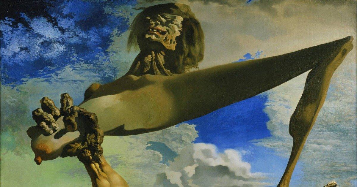 20 Pinturas Surrealistas Explicadas Cultura Genial