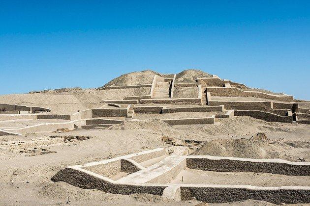 Pirámides de Cahuachi.