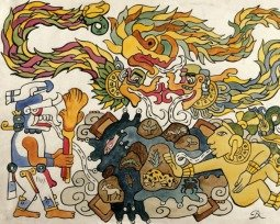 Poesía náhuatl: características, autores y poemas más representativos