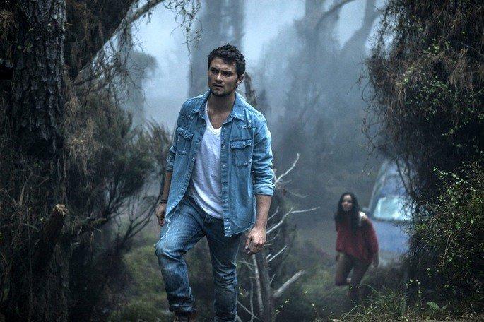 Fotograma de la película posesión infernal