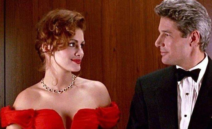 Fotograma de la película Pretty Woman