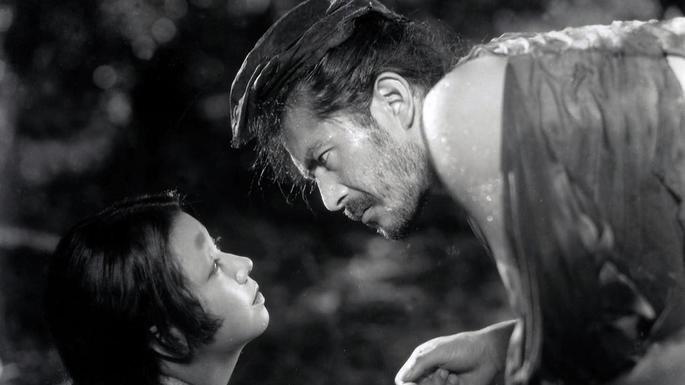 Fotograma de la película Rashomon