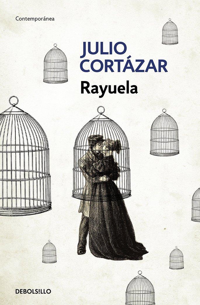 Portada del libro Rayuela