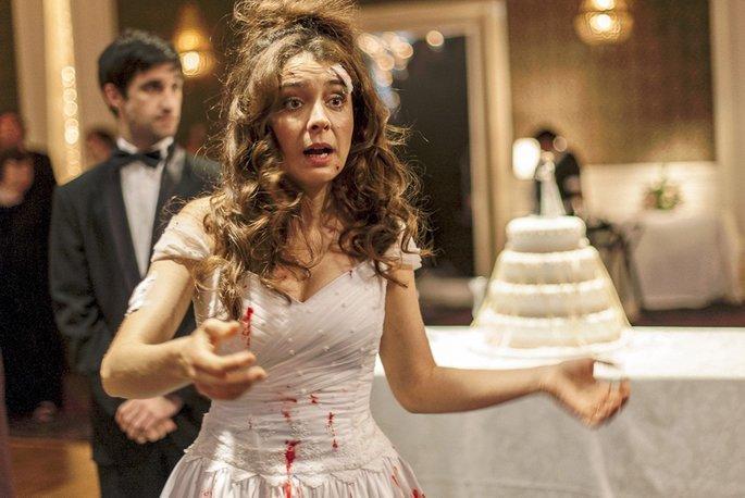 Fotograma de la película Relatos Salvajes