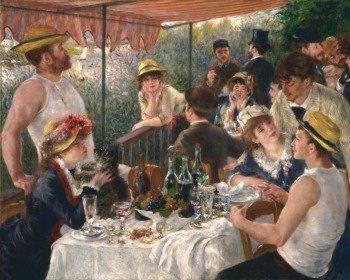 Renoir: las 10 obras más importantes del pintor impresionista