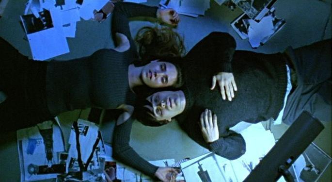 Fotograma de la película Requiem por un sueño