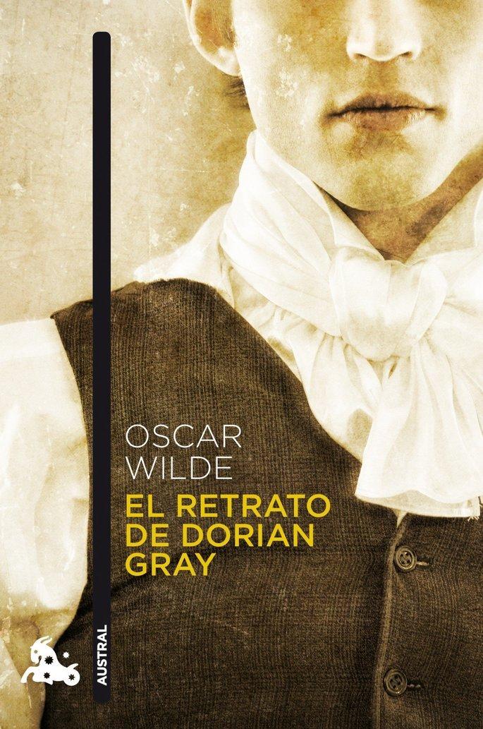 Portada del libro El retrato de Dorian Gray