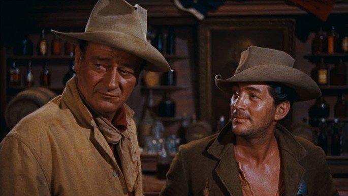 Fotograma de la película Rio Bravo