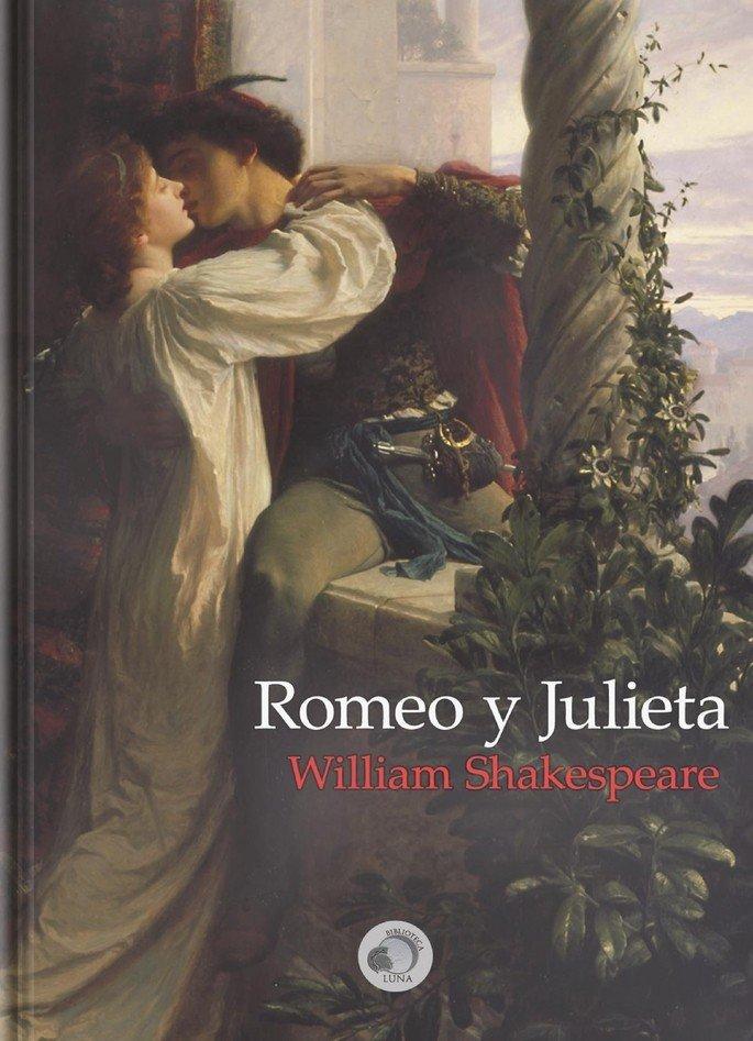 Portada del libro Romeo y Julieta