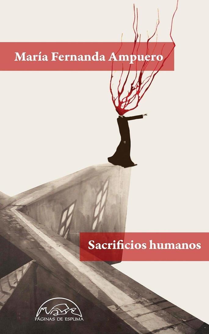 Portada del libro Sacrificios Humanos