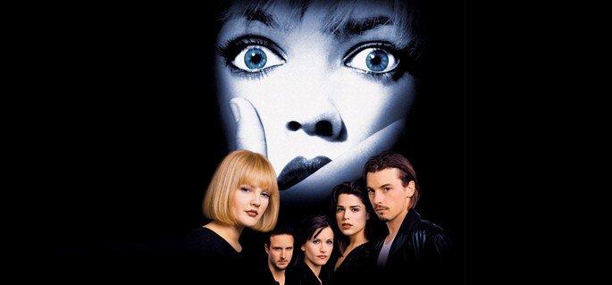 Fotograma de la película Scream
