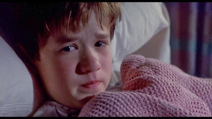 Fotograma de la película el sexto sentido