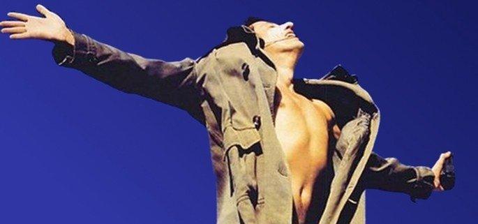 Fotograma de la película Shine
