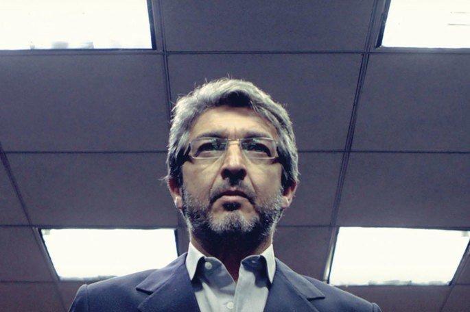 Personaje de Simón Ficher.