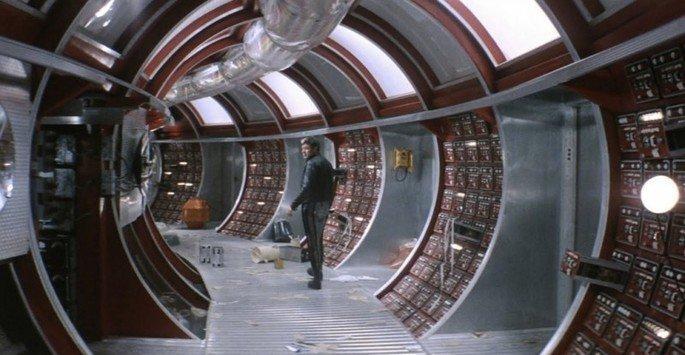 Fotograma de la película Solaris