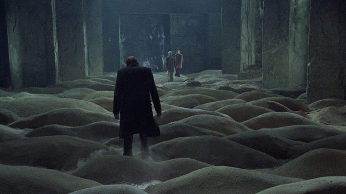 Fotograma de la película Stalker