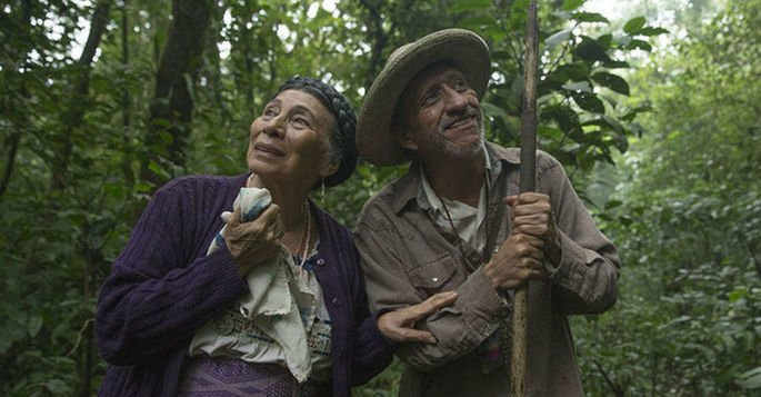 Fotograma de la película Sueño en otro idioma