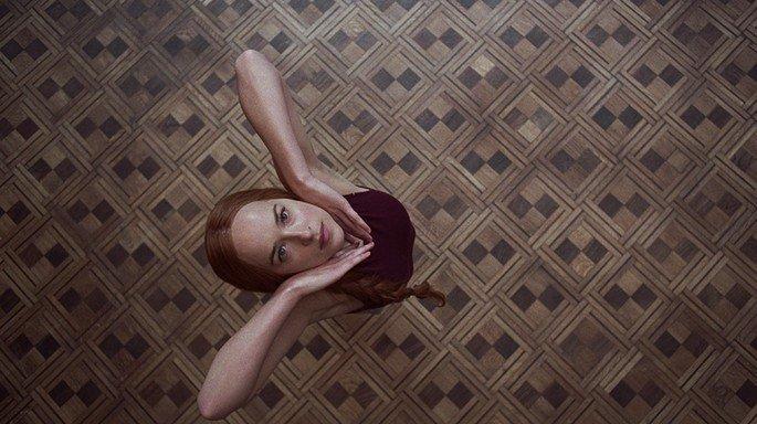Fotograma de la película Suspiria