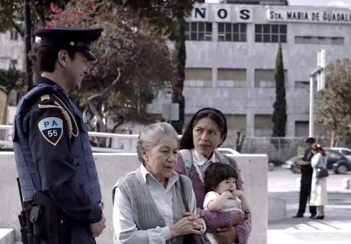 Fotograma de la película Tamara y la Catarina
