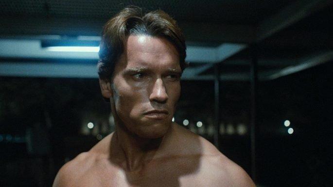 Fotograma de la película Terminator