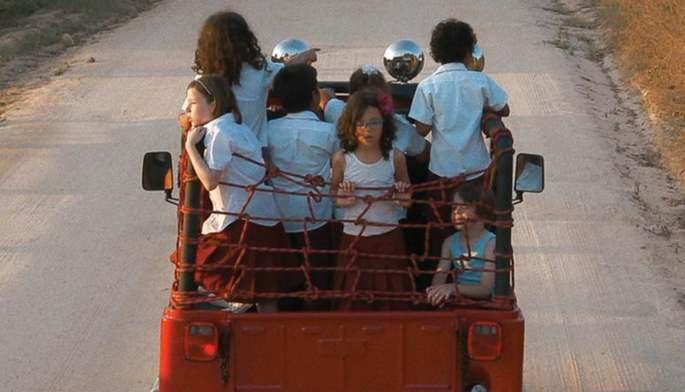 Fotograma de la película Tesoros