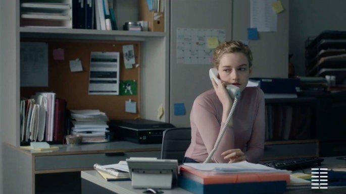 Fotograma de la película The Assistant