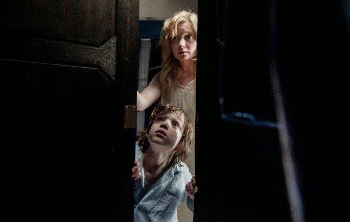 Fotograma de la película The Babadook