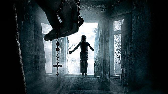 Cartel de la película El caso Enfield