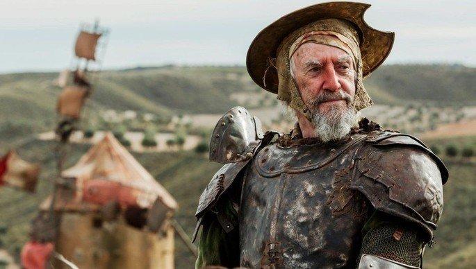 El hombre que mató a Don Quijote película