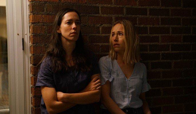 Fotograma de la película The Night House